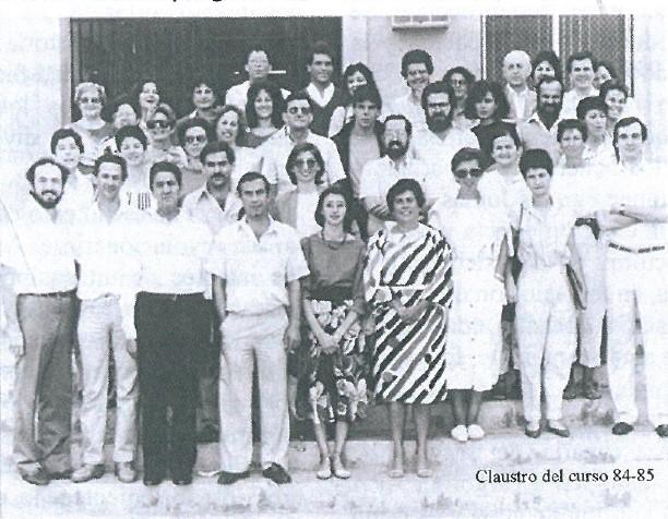 PROFESORES 84-85